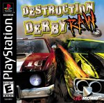 Destruction Derby Raw PSX