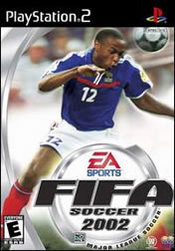 FIFA 2002 PS2