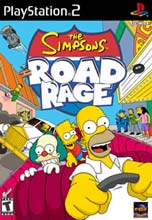 The Simpsons: Road Rage PS2