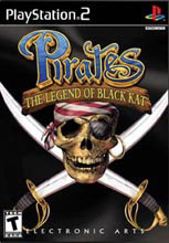 Pirates: The Legend of Black Kat PS2