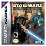 Star Wars Episode II Attack of the Clones GBA