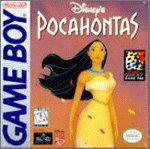 Pocahontas Game Boy