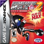 Bomberman Max 2: Red Advance GBA