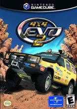 4X4 EVO 2 GameCube