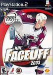 NHL Face Off 2003 PS2
