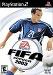 FIFA Soccer 2003 PS2