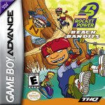 Rocket Power Beach Bandits GBA