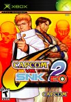 Capcom vs. SNK 2 EO Xbox