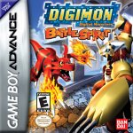 Digimon: Battle Spirit GBA