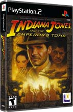 Indiana Jones and the Emperor's Tomb PS2