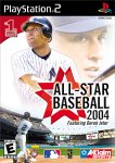 All-Star Baseball 2004 PS2