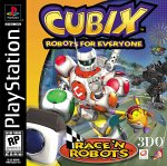 Cubix Robots for Everyone: Race 'N Robots PSX