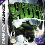 The Hulk GBA
