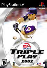 Triple Play 2002 PS2