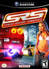 Street Racing Syndicate GameCube