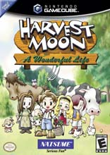 Harvest Moon: A Wonderful Life GameCube