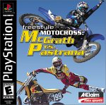 Freestyle Motocross: McGrath vs. Pastrana PSX