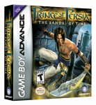 Prince of Persia: Sands of Time GBA