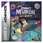 Jimmy Neutron Boy Genius GBA