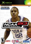 NCAA College Basketball 2K3 Xbox