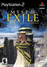 Myst III: Exile PS2