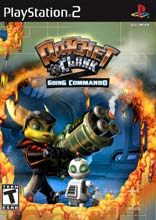 Ratchet &amp;amp; Clank 2: Going Commando PS2