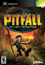 Pitfall: The Lost Expedition Xbox