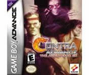 Contra Advance: The Alien Wars EX GBA