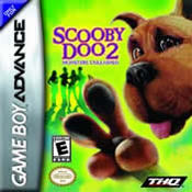 Scooby Doo 2: Monsters Unleashed GBA