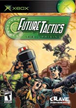 Future Tactics: The Uprising Xbox
