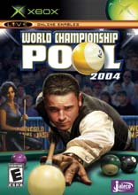 World Championship Pool 2004 Xbox