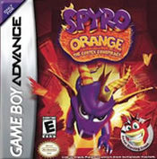 Spyro Orange: The Cortex Conspiracy GBA