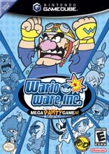 WarioWare Inc: Mega Party Game$ GameCube