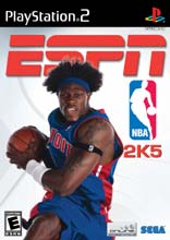 ESPN NBA 2K5 PS2