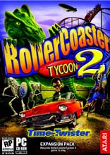 RollerCoaster Tycoon 2: Time Twister PC