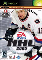 NHL 2005 Xbox