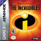 The Incredibles GBA