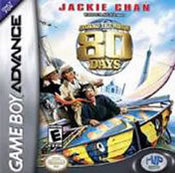 Around the World in 80 Days GBA
