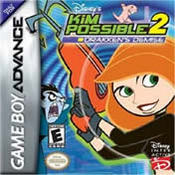 Disney's Kim Possible 2: Drakken's Demise GBA