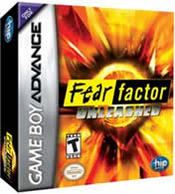 Fear Factor: Unleashed GBA
