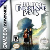 Lemony Snicket's A Series of Unfortunate Events GBA