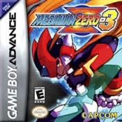 Mega Man Zero 3 GBA