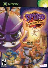 Spyro: A Hero's Tail Xbox