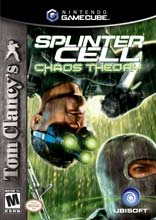 Tom Clancy's Splinter Cell Chaos Theory GameCube