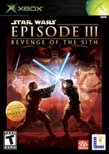 Star Wars Episode III: Revenge of the Sith Xbox