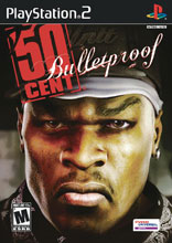 50 Cent: Bulletproof PS2