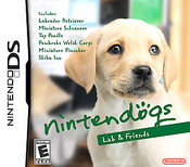 Nintendogs: Lab & Friends DS