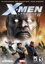 X-Men Legends II: Rise of Apocalypse PC