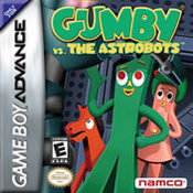 Gumby vs. the Astrobots GBA