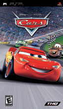 Cars PSP
